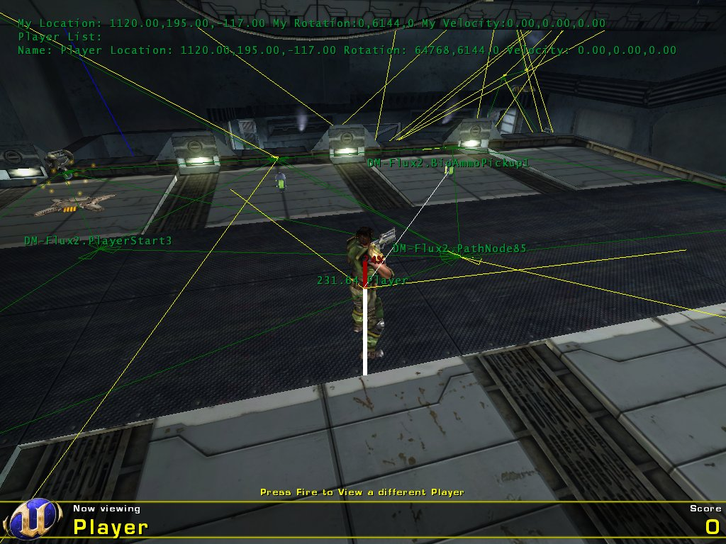 Pogamut screenshot